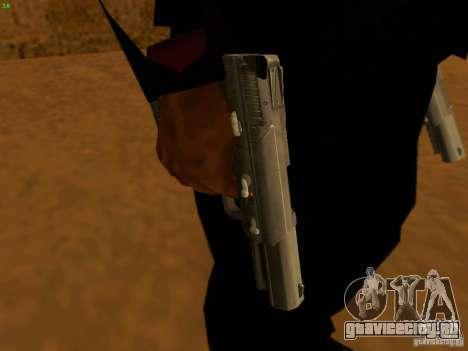 Five-Seven MW3 для GTA San Andreas второй скриншот