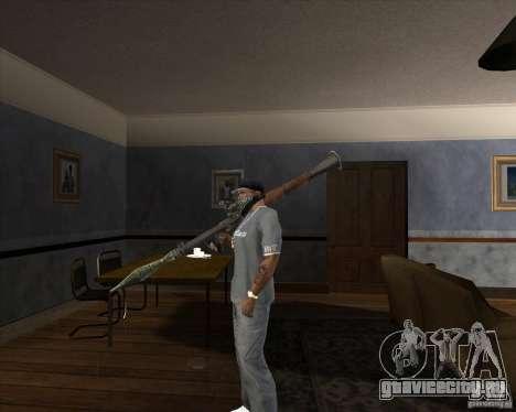 Рпг 7 из Battlefield Vietnam для GTA San Andreas второй скриншот