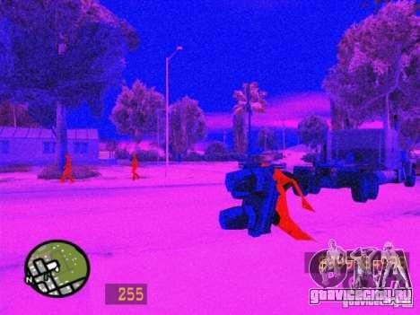 Вид как в Counter Strike для GTA San Andreas для GTA San Andreas пятый скриншот