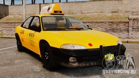 Dodge Intrepid 1993 Taxi для GTA 4