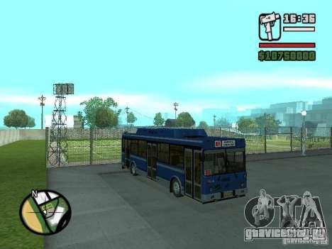 ЛИАЗ 5283.70 для GTA San Andreas вид слева