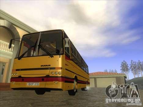 Ikarus 260 32P для GTA San Andreas
