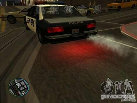 GTA IV LIGHTS для GTA San Andreas