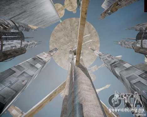 Звездные врата - Атлантида для GTA 4 четвёртый скриншот