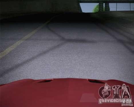 Improved Vehicle Lights Mod для GTA San Andreas девятый скриншот