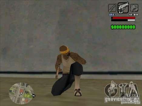 HUD by Alex для GTA San Andreas четвёртый скриншот
