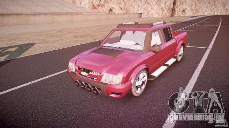 Chevrolet S10 для GTA 4