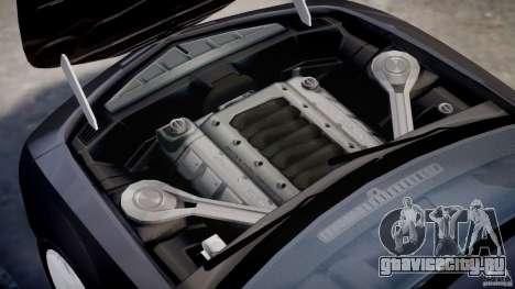 Chevrolet Camaro SS 2009 v2.0 для GTA 4 салон