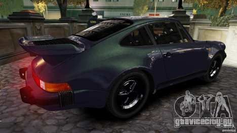 Porsche 911 1987 для GTA 4 вид слева