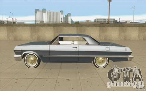 Voodoo для GTA San Andreas вид слева