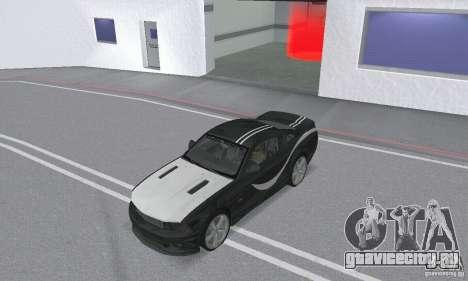 Saleen S281 Pack 2 для GTA San Andreas вид сзади слева