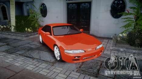Nissan Silvia Ks 14 1994 v1.0 для GTA 4