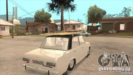 ВАЗ 2101 Dag для GTA San Andreas вид слева