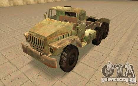 Урал-44202 для GTA San Andreas