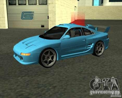 Toyota MR2 1994 для GTA San Andreas вид слева