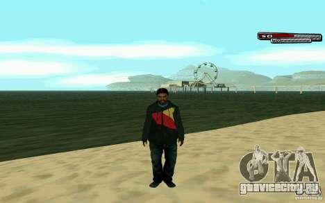Drug Dealer HD Skin для GTA San Andreas пятый скриншот