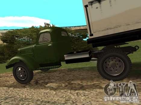 ЗиЛ 164П для GTA San Andreas вид справа