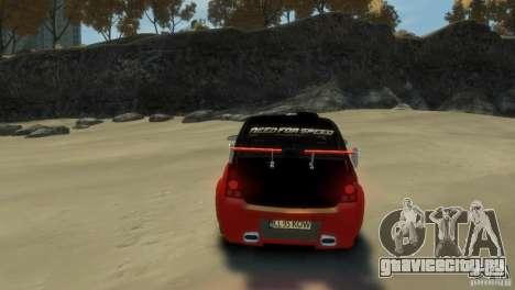 RENAULT LOGAN SPORT для GTA 4