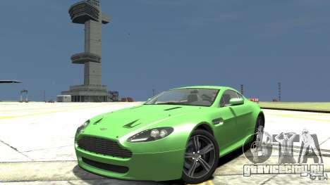Aston Martin V8 Vantage N400 для GTA 4