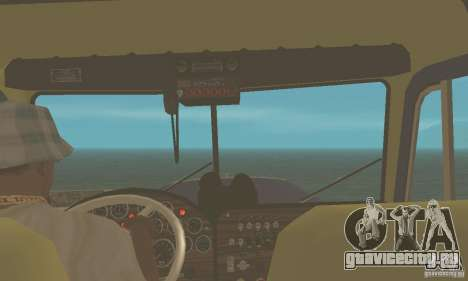 Peterbilt 359 1978 для GTA San Andreas вид справа