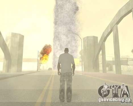 Смерч для GTA San Andreas седьмой скриншот