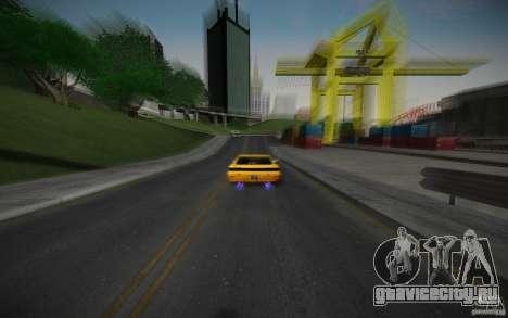 ENB Black Edition для GTA San Andreas шестой скриншот