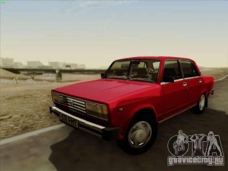 Lada 2105 RIVA (Экспортная) 2.0 для GTA San Andreas