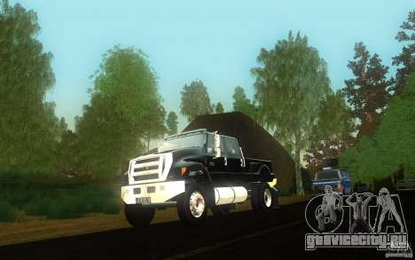 Ford F-650 для GTA San Andreas