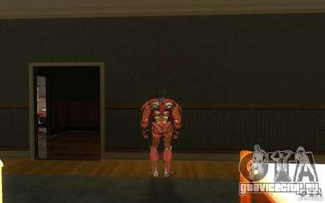 Sektor для GTA San Andreas третий скриншот