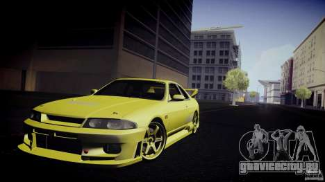 Nissan Skyline GTS R33 для GTA San Andreas