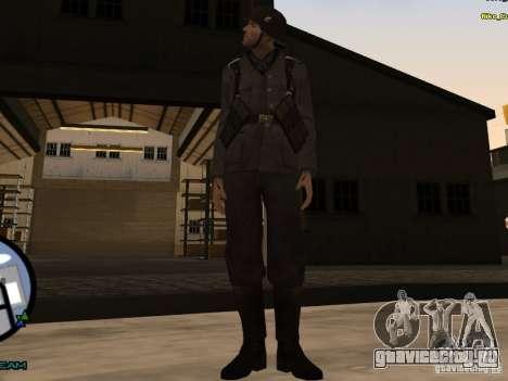 Унтерофицер Вермахта для GTA San Andreas второй скриншот