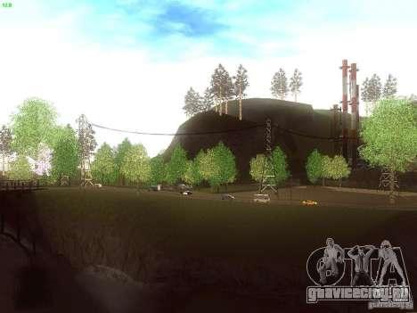 Spring Season v2 для GTA San Andreas седьмой скриншот