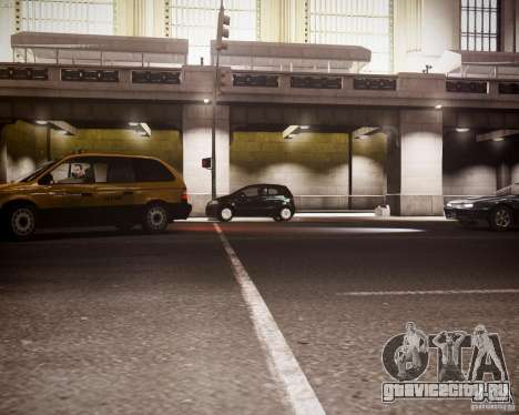 Volkswagen Fox 2011 для GTA 4 салон