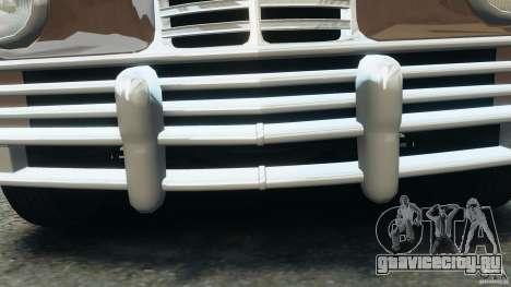 Packard Eight 1948 для GTA 4 двигатель