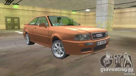 Audi S2 для GTA Vice City