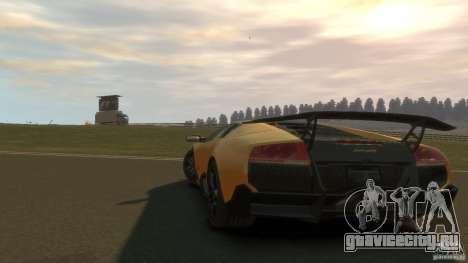 Lamborghini Murcielago VS LP 670 FINAL для GTA 4 вид справа