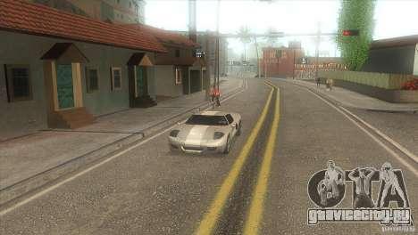 Качественные дороги в LS для GTA San Andreas третий скриншот