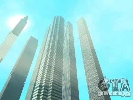 Небоскребы в Лос Сантосе для GTA San Andreas шестой скриншот
