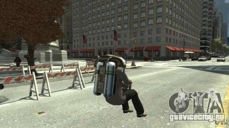 Jetpack для GTA 4 вид справа