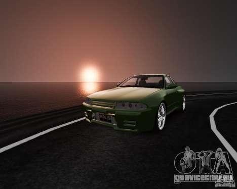 Nissan Skyline R32 GTS-t Veilside для GTA 4