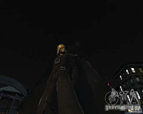 Dart Vader для GTA 4