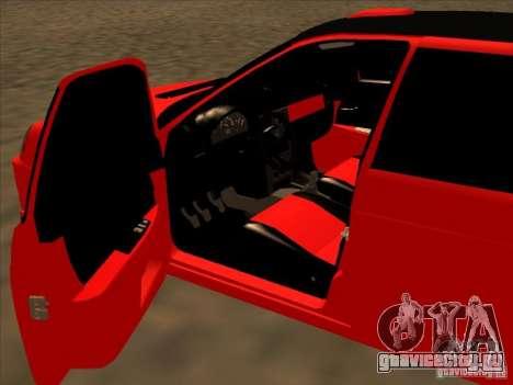 ВАЗ 2172 Sport для GTA San Andreas вид слева