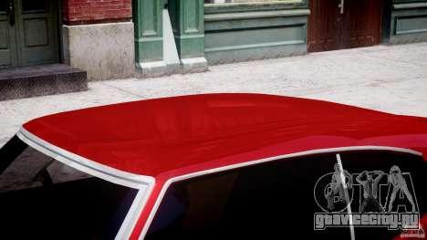 Pontiac GTO 1965 v1.1 для GTA 4 салон