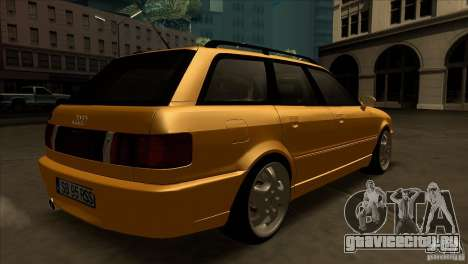 Audi RS2 Avant 1995 для GTA San Andreas вид справа