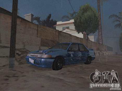 Mercury Tracer 1993 для GTA San Andreas вид справа