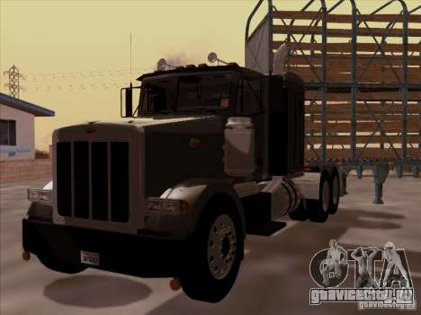 Peterbilt 378 для GTA San Andreas