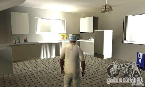 Новые интерьеры безопасных домов для GTA San Andreas пятый скриншот
