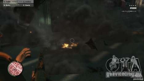 First Person Shooter Mod для GTA 4 девятый скриншот
