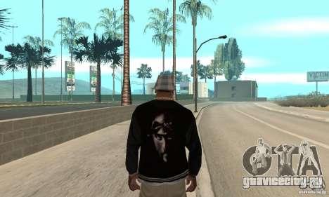 Jacke skin для GTA San Andreas второй скриншот