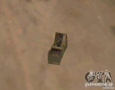 Казахстанские деньги для GTA San Andreas второй скриншот
